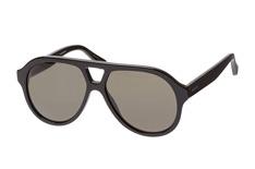 Gucci GG 0159S 001, Aviator Sonnenbrillen, Schwarz