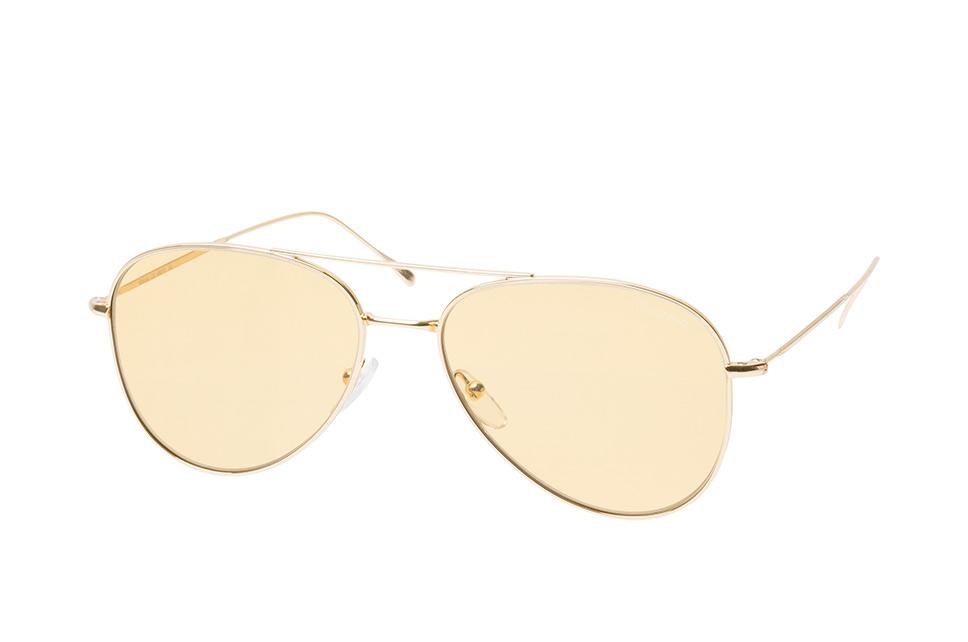 Wooster C5, Aviator Sonnenbrillen, Goldfarben
