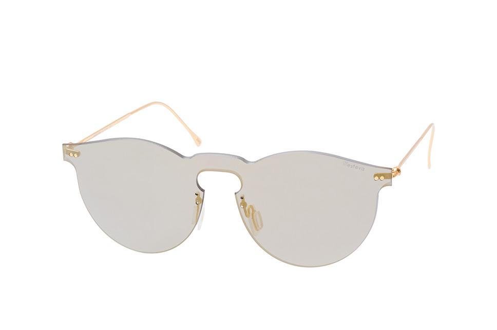 Leonard Mask C2, Singlelens Sonnenbrillen, Goldfarben