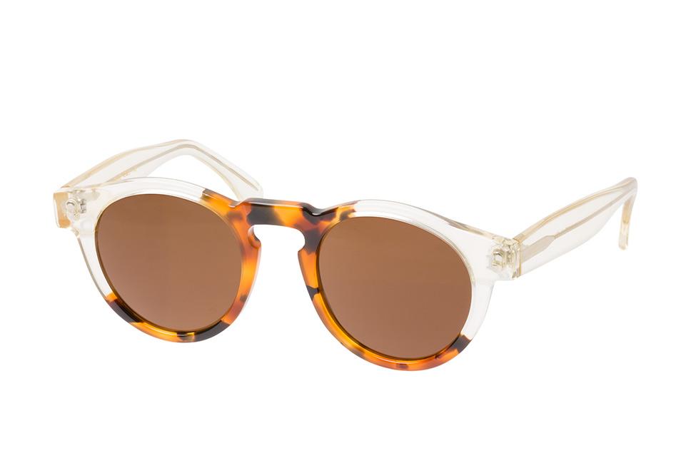 Leonard 156, Round Sonnenbrillen, Gelb