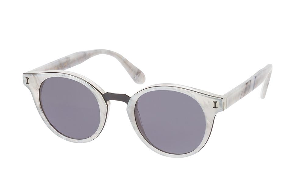 Amalfi 1, Round Sonnenbrillen, Grau