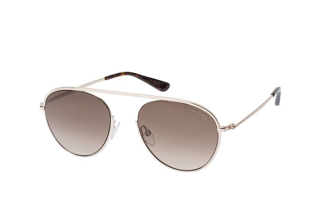 24d2543157 ... Sunglasses  Tom Ford Keith-02 FT 0599 S 28K. null perspective view ...
