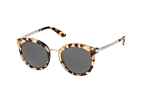 Dolce&Gabbana DG 4268 3155/13 Havana / Gold / Grey perspective view thumbnail