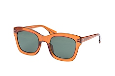 Dior Diorizon2 L7Q, Square Sonnenbrillen, Orange