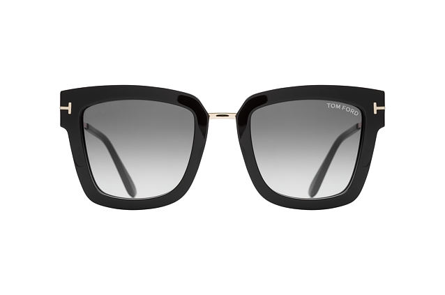 Tom Ford Lara-02 FT 0573/S 01B perspective view