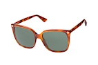 Gucci GG 0022S 001 Havana / Green perspective view thumbnail