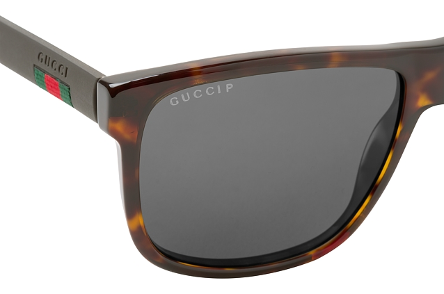 Gucci GG 0010S 003 perspective view