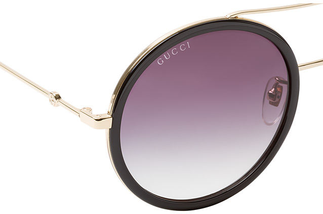 Gucci GG 0061S 001 perspective view