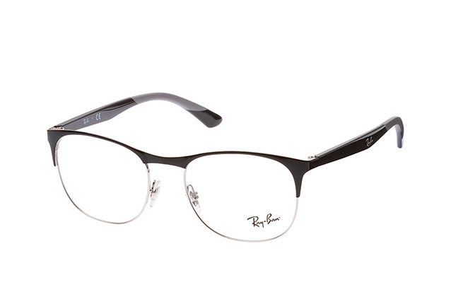 Ray-Ban RX 6412 2861 large Perspektivenansicht