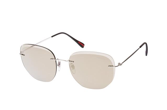 fecb4e4d814 ... Sunglasses  Prada Linea Rossa PS 50TS 1BC-128. null perspective view ...