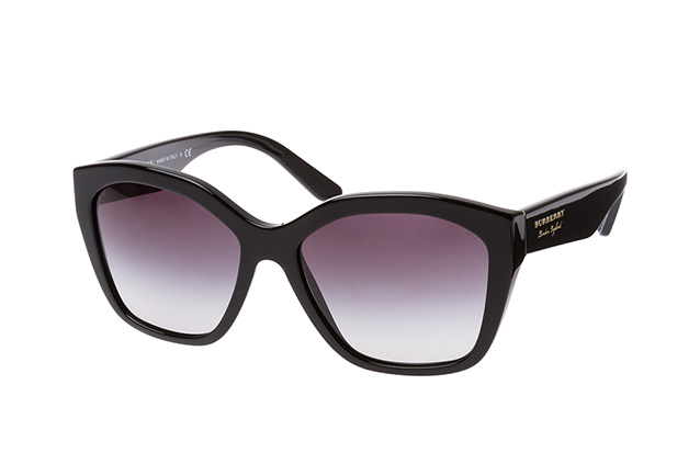 bbfa69935220 ... Burberry Sunglasses  Burberry BE 4261 3001 8G. null perspective view ...