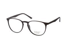 Ultralight Classics Luxyo 1133 004, Round Brillen, Schwarz