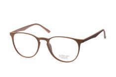 Ultralight Classics Luxyo 1133 002, Round Brillen, Braun