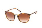 Burberry BE 4262 340313 Havana / Gradient brown perspective view thumbnail