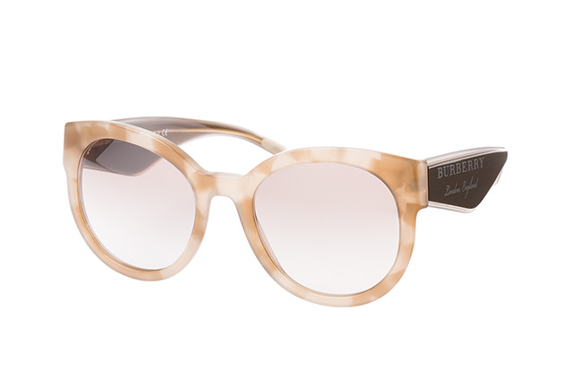 a07106b47 ... Burberry Sunglasses; Burberry BE 4260 3691/94. null perspective view ...