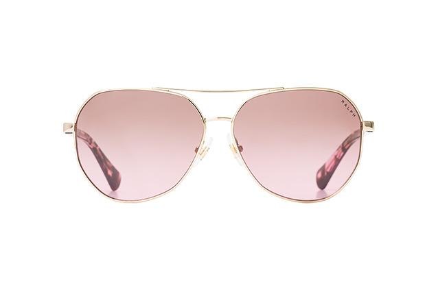 RALPH Ralph Damen Sonnenbrille » RA4123«, goldfarben, 324614 - gold/ rosa
