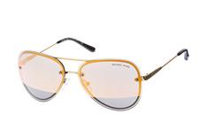 Michael Kors MK 1026 11681Z, Aviator Sonnenbrillen, Goldfarben