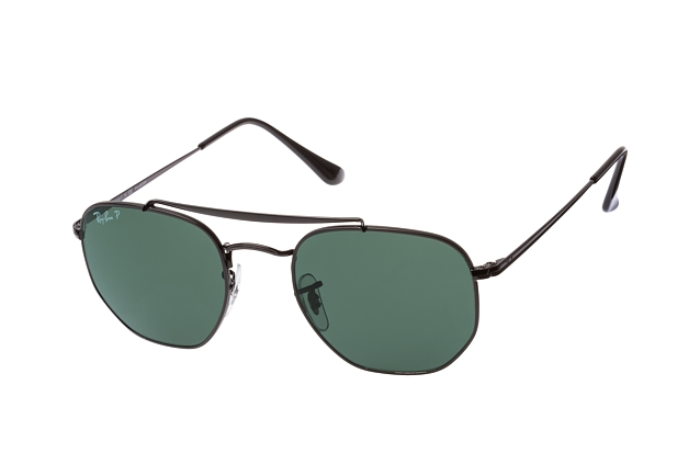 4f0ff2d95e6 ... Ray-Ban The Marshal RB 3648 002 58 S. null perspective view ...