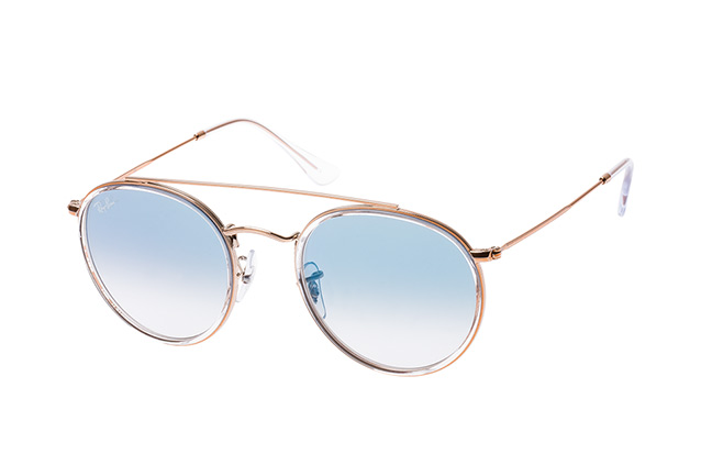 Ray-Ban RB 3647N 90683F Perspektivenansicht
