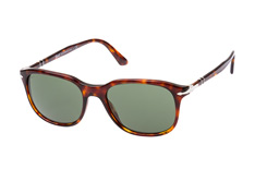 Persol PO 3191S 24/31, Rectangle Sonnenbrillen, Havana