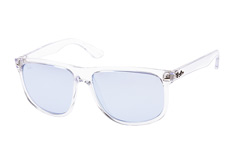 Ray-Ban RB 4147 63251U large, Square Sonnenbrillen, Transparent