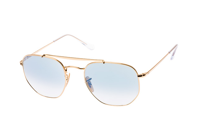 Ray-Ban The Marshal RB 3648 001/3F L