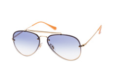Ray-Ban Blaze RB 3584-N 001/19 small klein