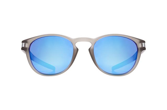 Oakley Herren Sonnenbrille »LATCH OO9265«, grau, 926532 - grau/blau