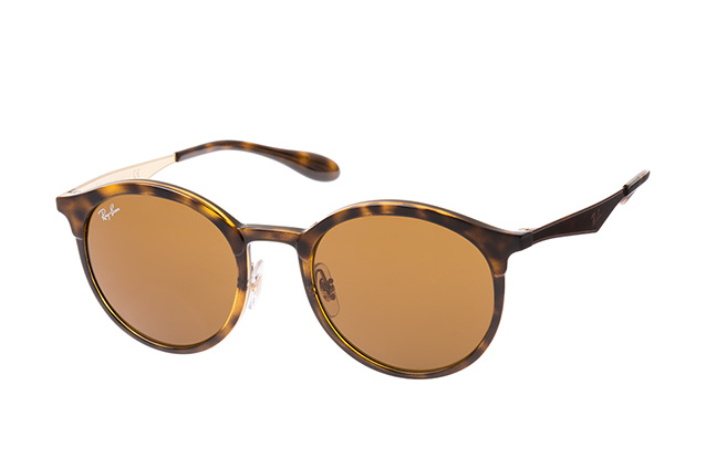 3070a2e9b ... Sunglasses; Ray-Ban Emma RB 4277 6283/73. null perspective view ...