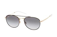 ray-ban-rb-3589-9054-8g-aviator-sonnenbrillen-goldfarben