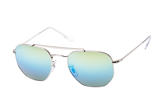 994468ba734 ... Sunglasses  Ray-Ban The Marshal RB 3648 003 I2 L. null perspective view  ...