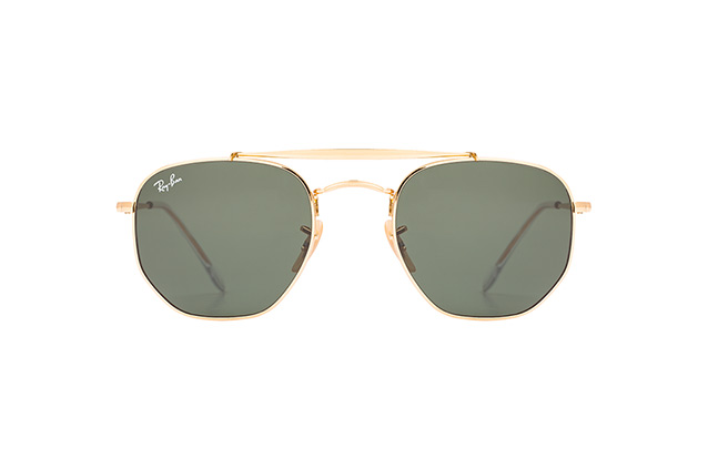 Ray-Ban The Marshal RB 3648 001 S Perspektivenansicht