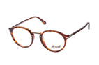 Persol PO 3185V 24 Havana perspective view thumbnail