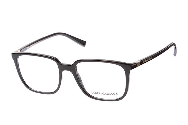 DOLCE & GABBANA Dolce & Gabbana Herren Brille » DG5029«, schwarz, 501 - schwarz