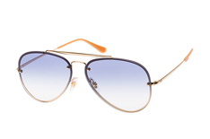 Ray-Ban Blaze RB 3584-N 001/19 large small