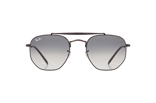Ray-Ban The Marshal RB 3648 002/71 S Perspektivenansicht