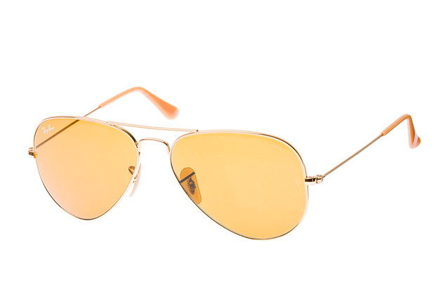 Ray-Ban Aviator large RB 3025 9064/4I Perspektivenansicht