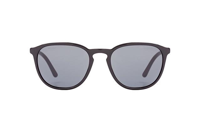 Giorgio Armani Damen Sonnenbrille » AR8104«, schwarz, 500187 - schwarz/grau
