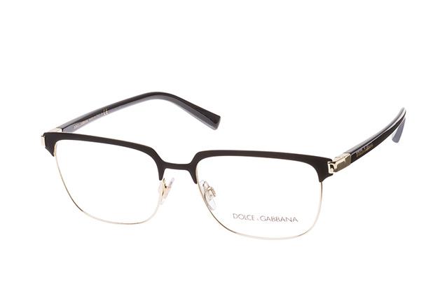 DOLCE & GABBANA Dolce & Gabbana Herren Brille » DG1302«, schwarz, 1106 - schwarz