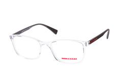 prada-linea-rossa-ps-04iv-2az-1o1-square-brillen-transparent