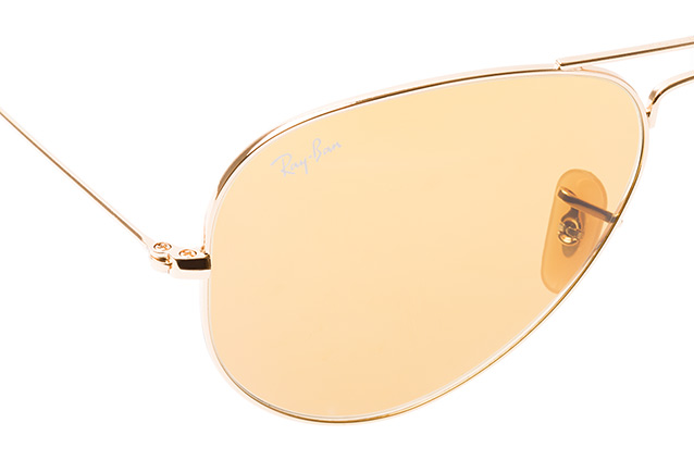 Ray-Ban Aviator Lar. RB 3025 9064/4I S perspective view