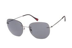 prada-linea-rossa-ps-50ts-5av-5s0-round-sonnenbrillen-silber