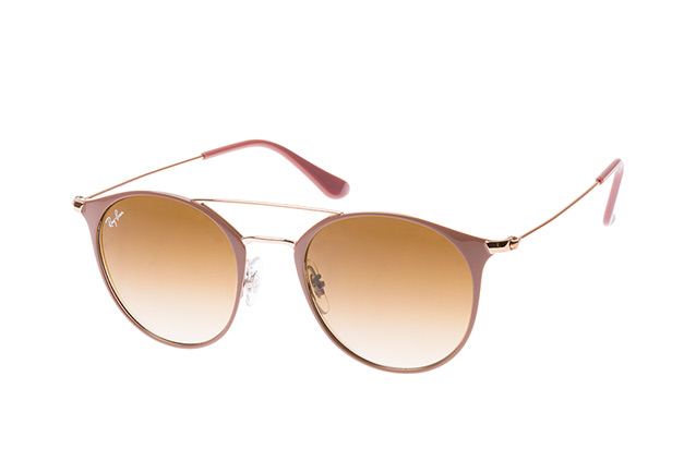 Ray-Ban RB 3546 907151 small Perspektivenansicht