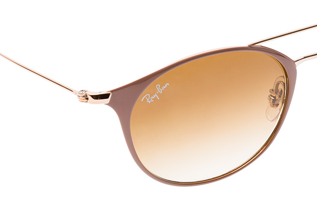 Ray-Ban RB 3546 907151 small vue en perpective