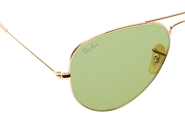 Ray-Ban Aviator Large M RB 3025 90644C vue en perpective