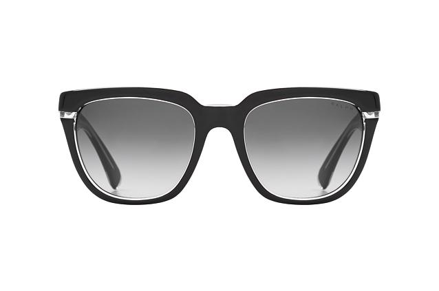 RALPH Ralph Damen Sonnenbrille » RA5237«, schwarz, 169511 - schwarz/grau