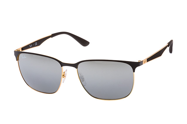 f9f34584852 ... Sunglasses  Ray-Ban RB 3569 187 88. null perspective view ...