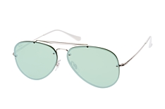 Ray-Ban Blaze RB 3584-N 905130 large klein