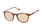 Polo Ralph Lauren PH 4110 5284/87 Havana / Polarised brown perspective view thumbnail