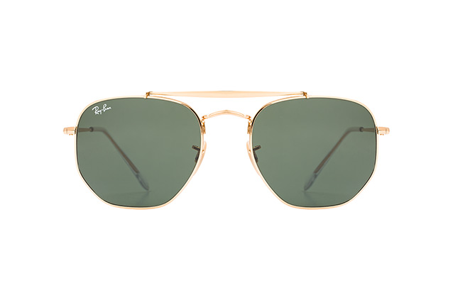 Trouver Une Grande Vente Boutique Ray-Ban The Marshal RB 3648 001 L YlOyvAXhC
